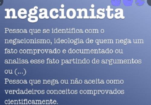 negacionista