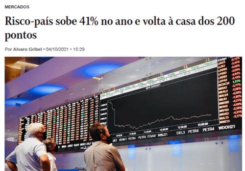 risco brasil